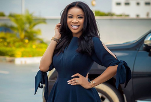 Social Media Turns Serwaa Amihere Into Laughing Stock On For Goofing On Tv